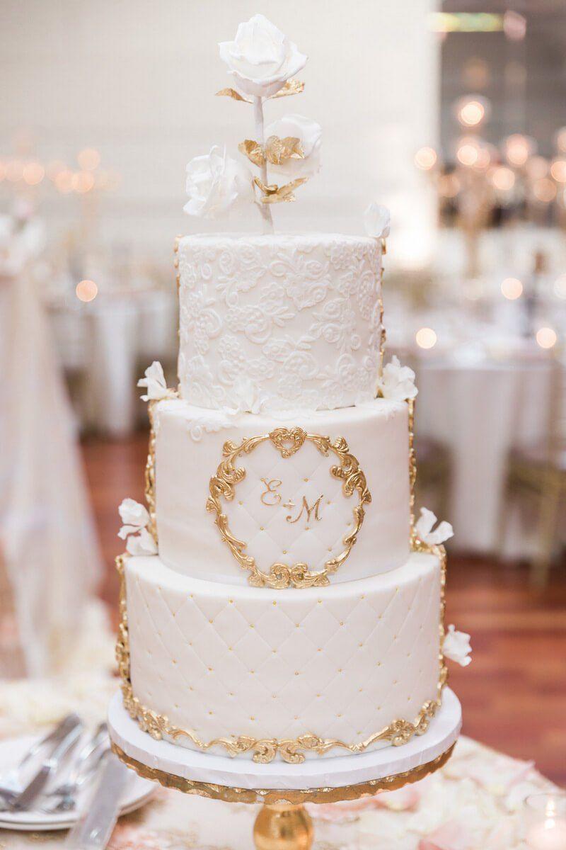 Elegant Modern Wedding Dream Wedding Elegant Wedding Cakes