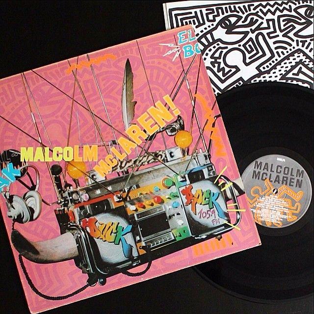 Malcolm McLaren - Duck Rock #nowplaying the brilliant debut #album