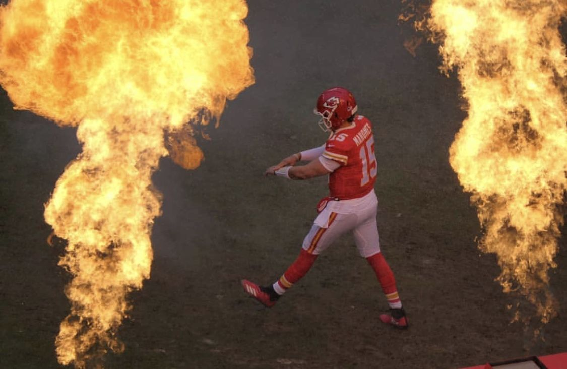 Pin by 𝕝𝕒𝕚𝕝𝕒 on PATRICK MAHOMES ️ Kansas chiefs, Kansas