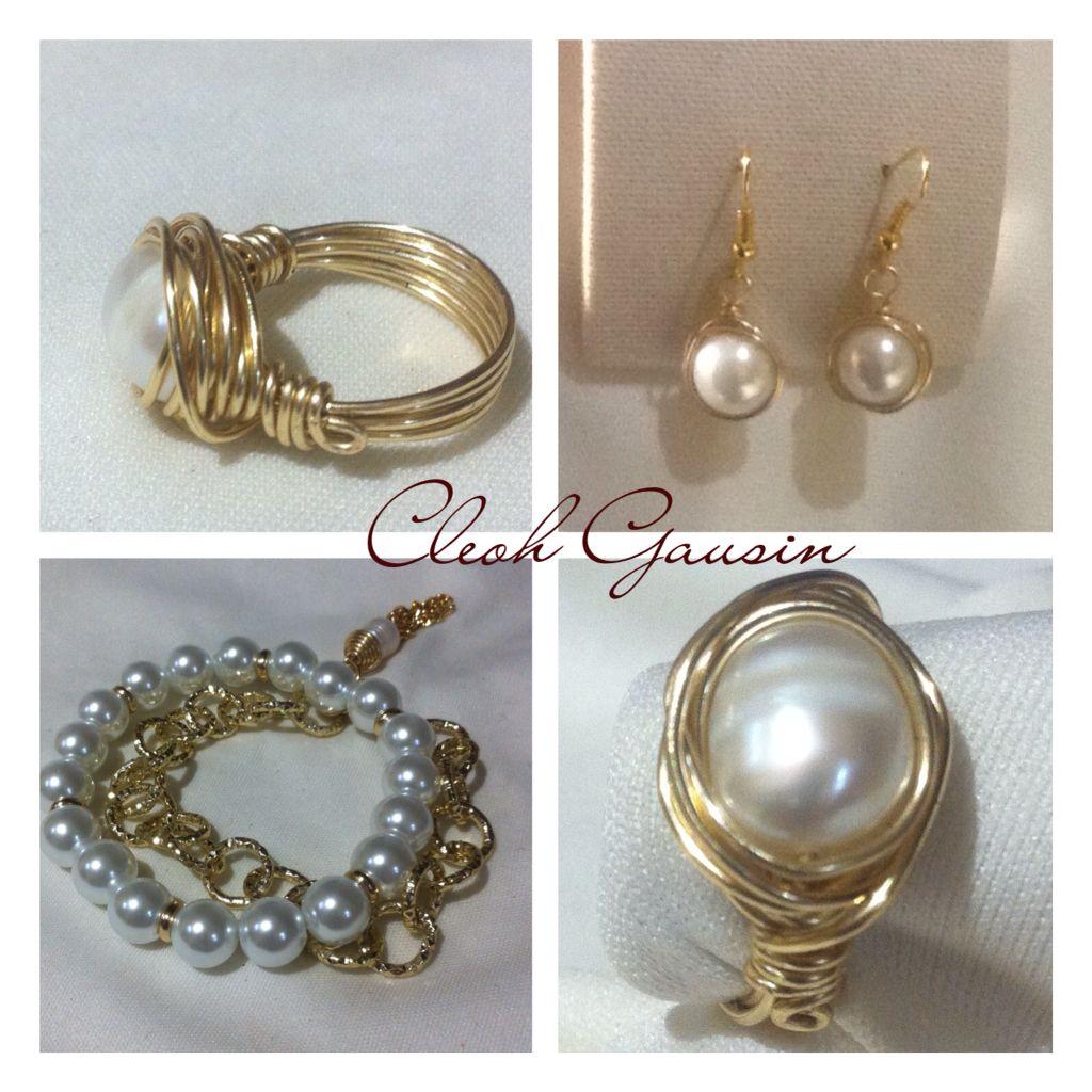 Perlas perlas perlas... Nunca pasan de moda