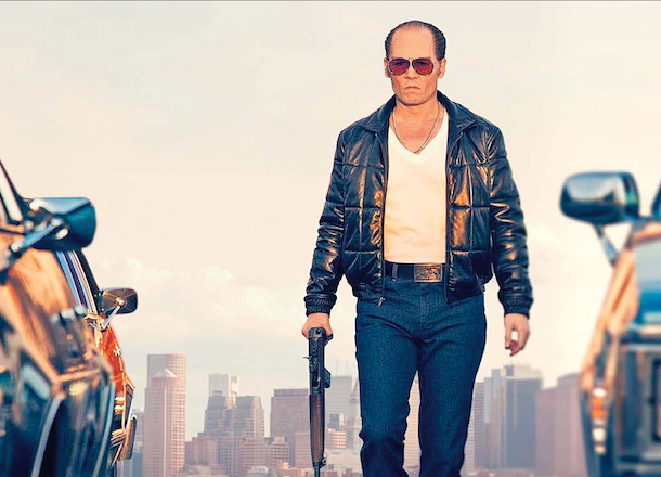Johnny Depp, Benedict Cumberbatch Star In New 'Black Mass' Trailer - #BenedictCumberbatch, #BlackMass, #JoelEdgerton, #JohnnyDepp, #KevinBacon, #PeterSarsgaard