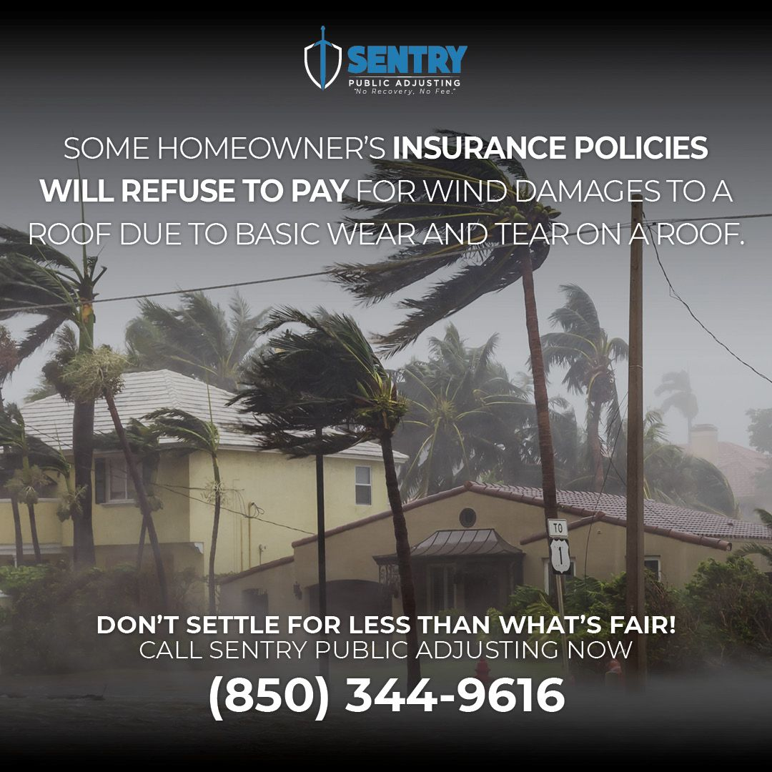 Need Help Dealing With A Hurricanemichael Insurance Claim Did