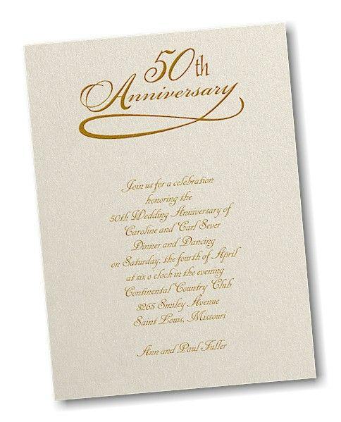 50 years celebration anniversary invitation anniversary 50 years celebration anniversary invitation stopboris Gallery