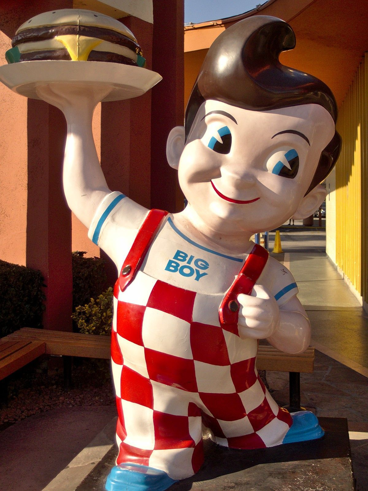 Pin By Adventures In Jeff S Land On Where The Weird Things Go Big Boy Restaurants My Childhood Memories Shoneys Big Boy