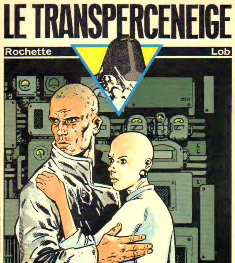 """Resultado de imagen de """"Le Transperceneige"""""""