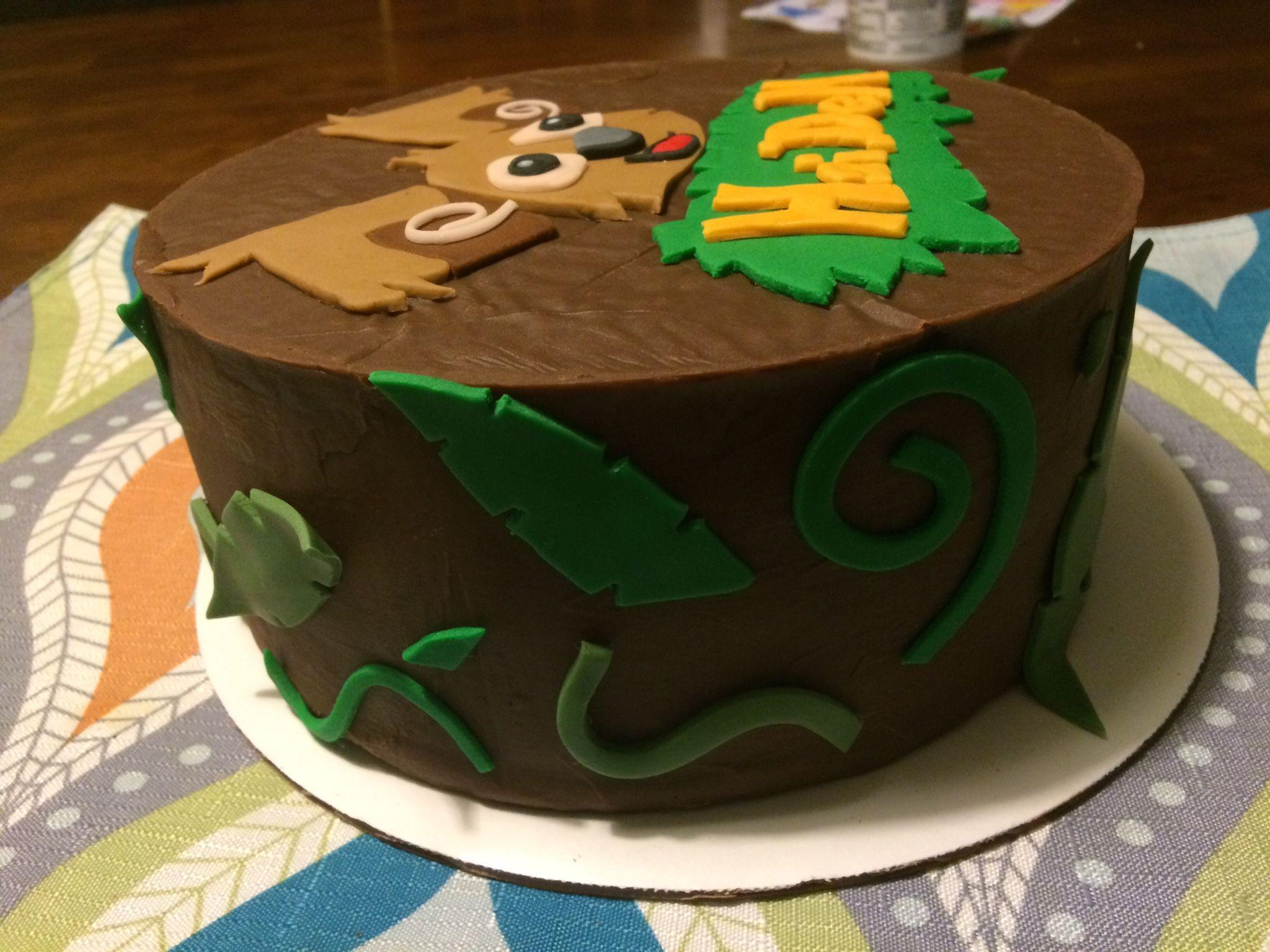 Animal Jam Cake (With images) Cake, Desserts, Birthday cake