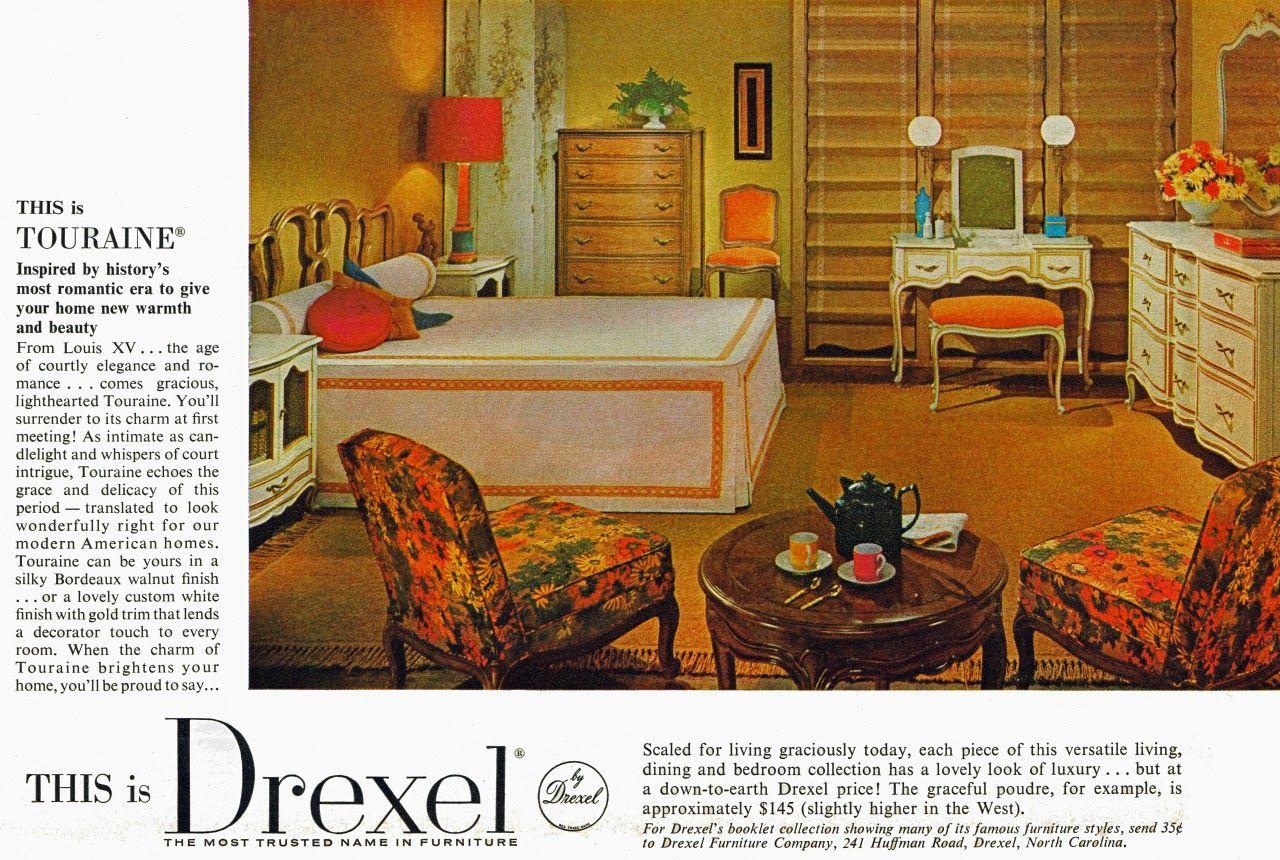 Drexel Touraine - How I Love Thee - Drexel Touraine - How I Love Thee Drexel Vintage Pinterest