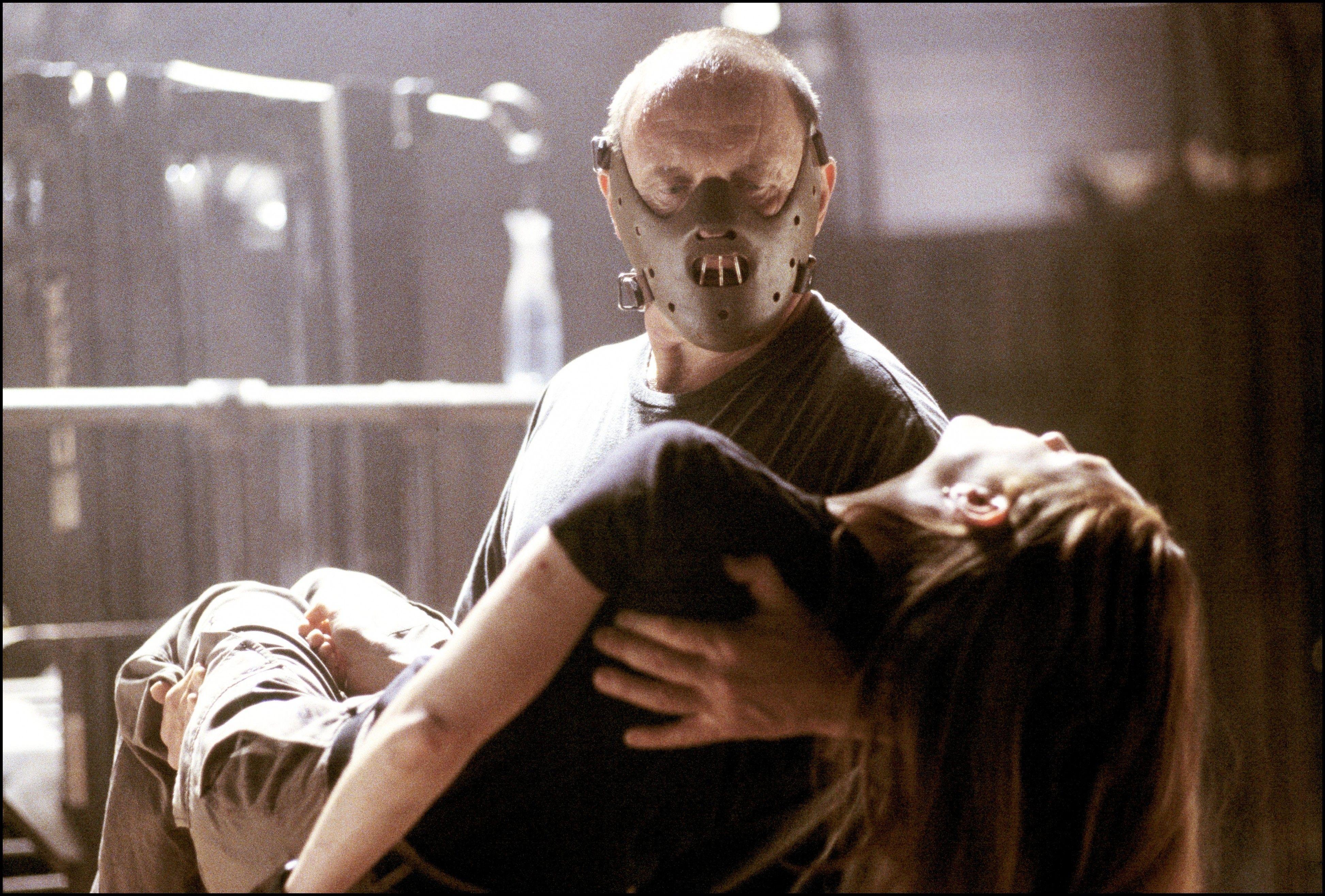 Hannibal 2001 Hannibal Lecter Anthony Hopkins Hannibal