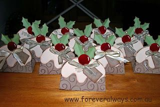 {me} and my thoughts: pudding place cards
