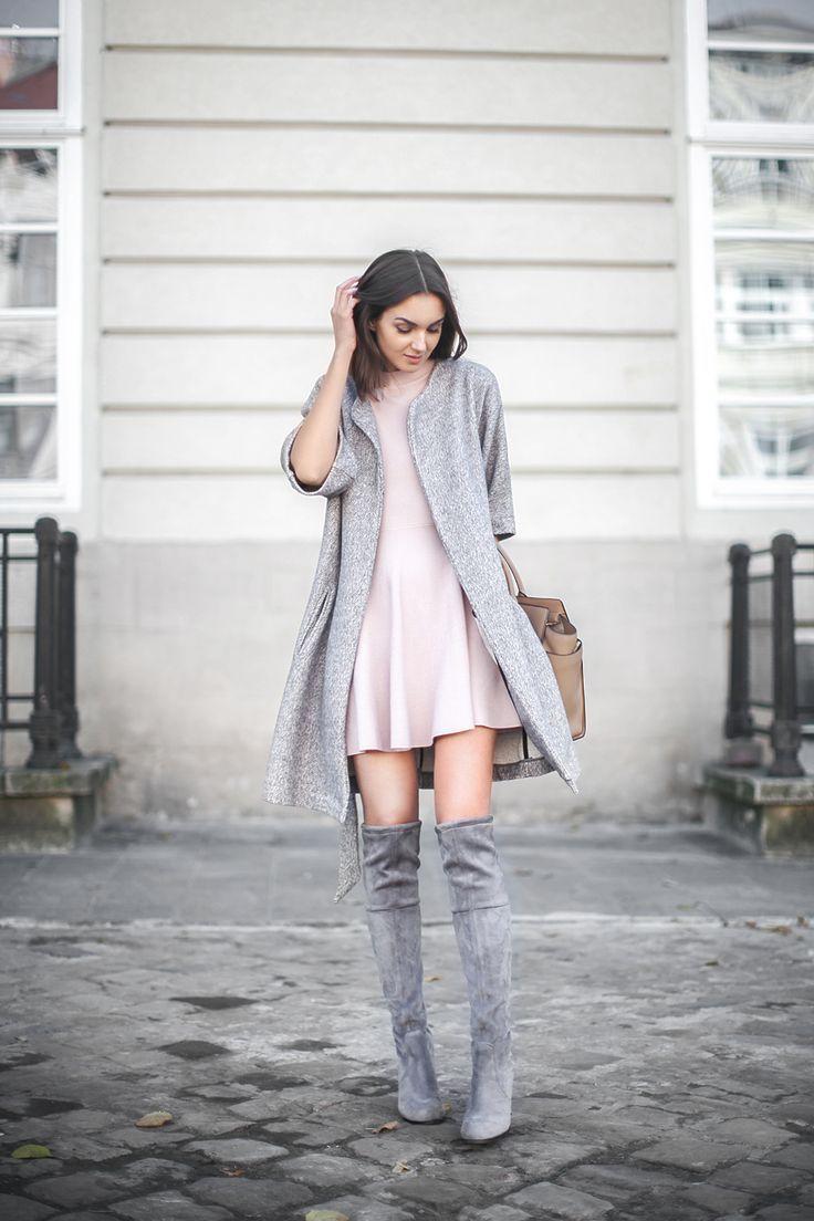 3a5283458df Pale pink dress