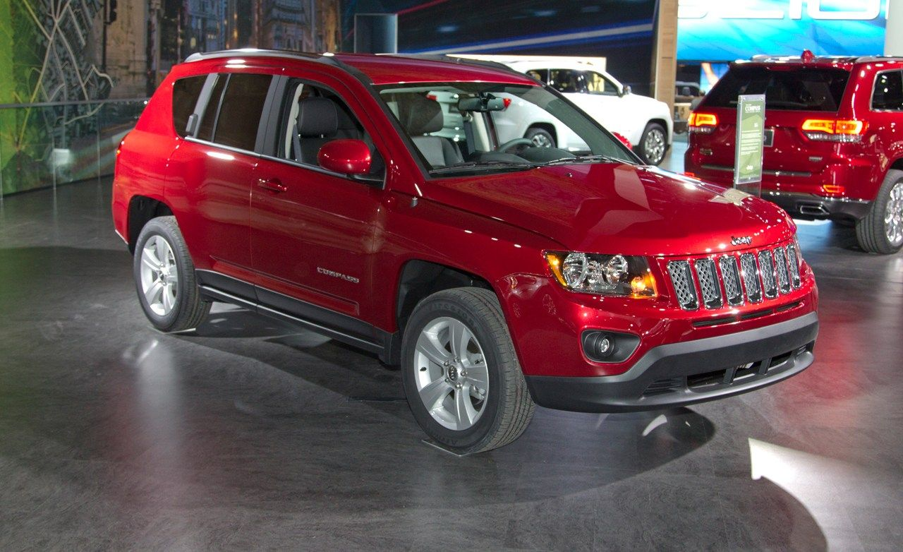 Great Mpg Jeep Compass 2014