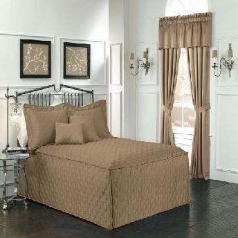 Hamilton Fitted Bedspread   The Fair Home   Stuff I Like ... : fitted quilted bedspreads - Adamdwight.com