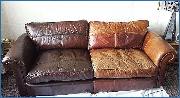 elegant brown leather sofa restorer furniture design ideas rh pinterest com