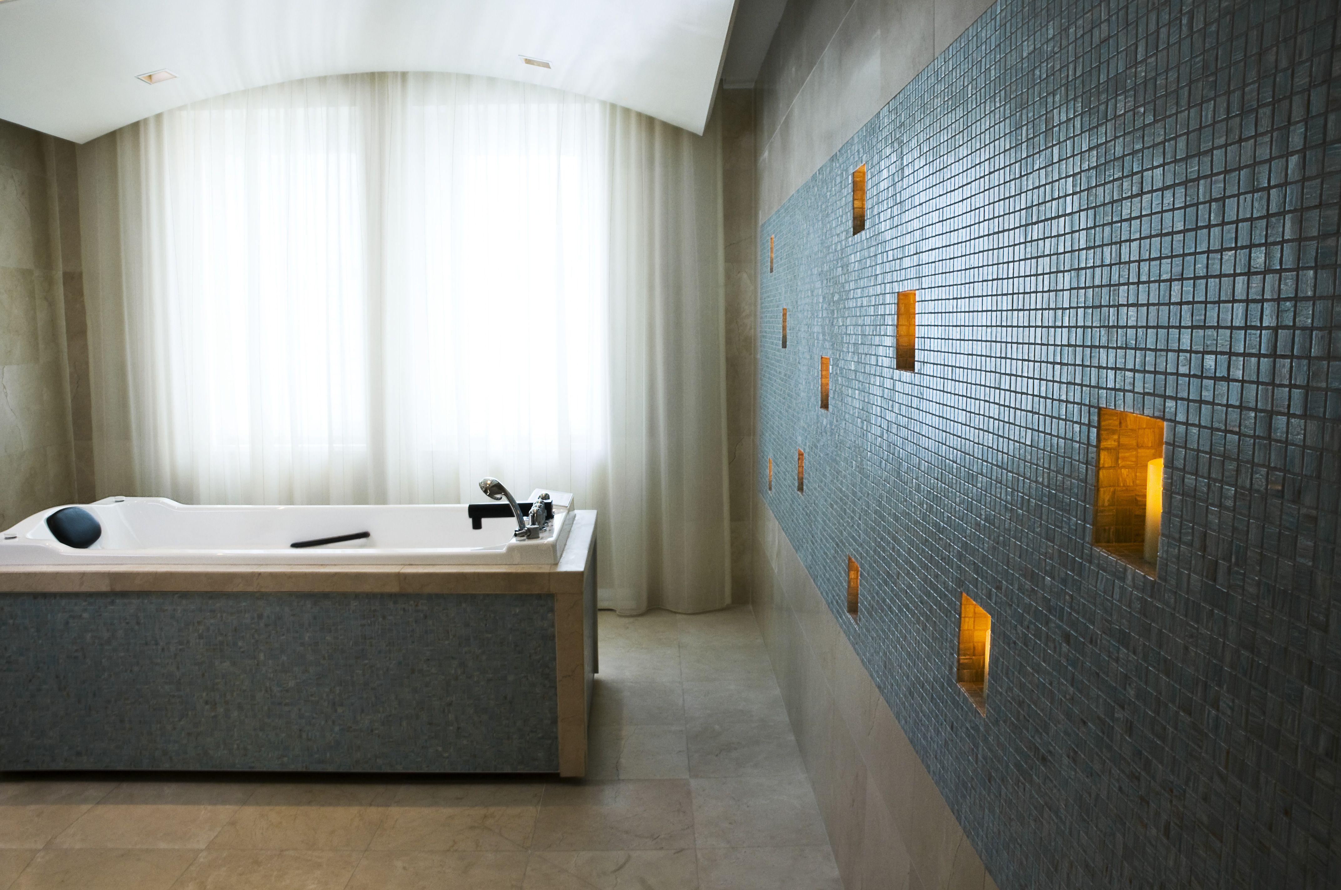 Beautiful Tile Work Guerlain Spa At Waldorf Astoria Tile Pinterest
