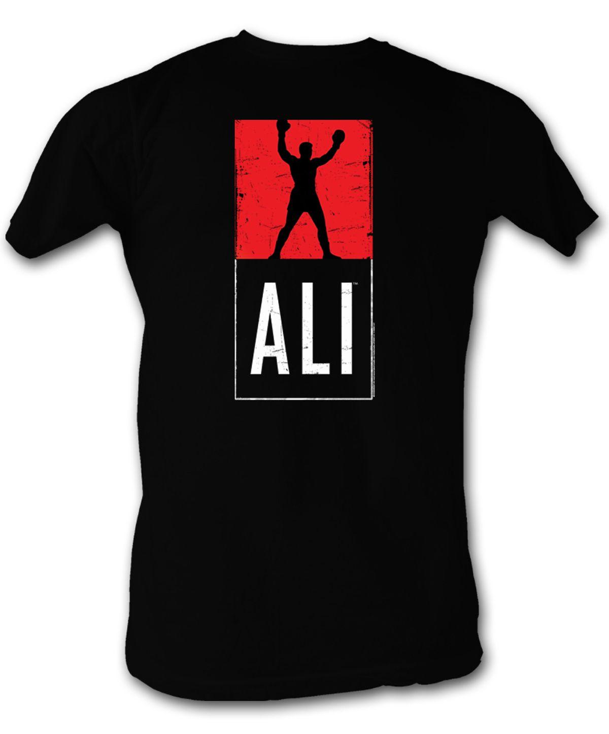 Pin On Muhammad Ali Shirts
