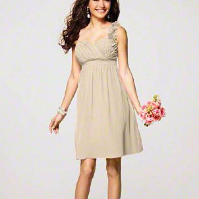 Bridesmaid Dress That I