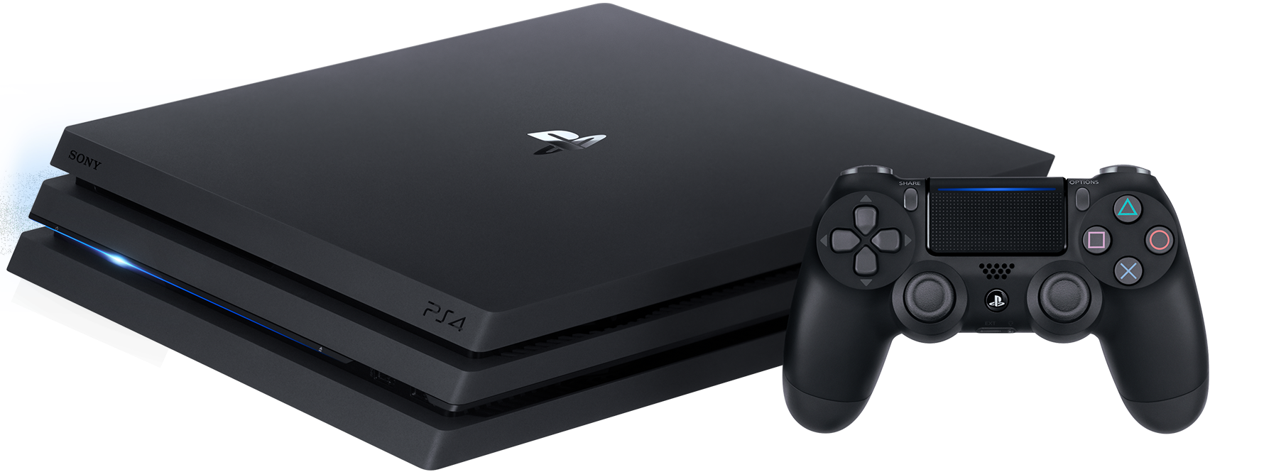 Ps4 Pro By Playstation Game Console Gaming Console Ps4 Pro