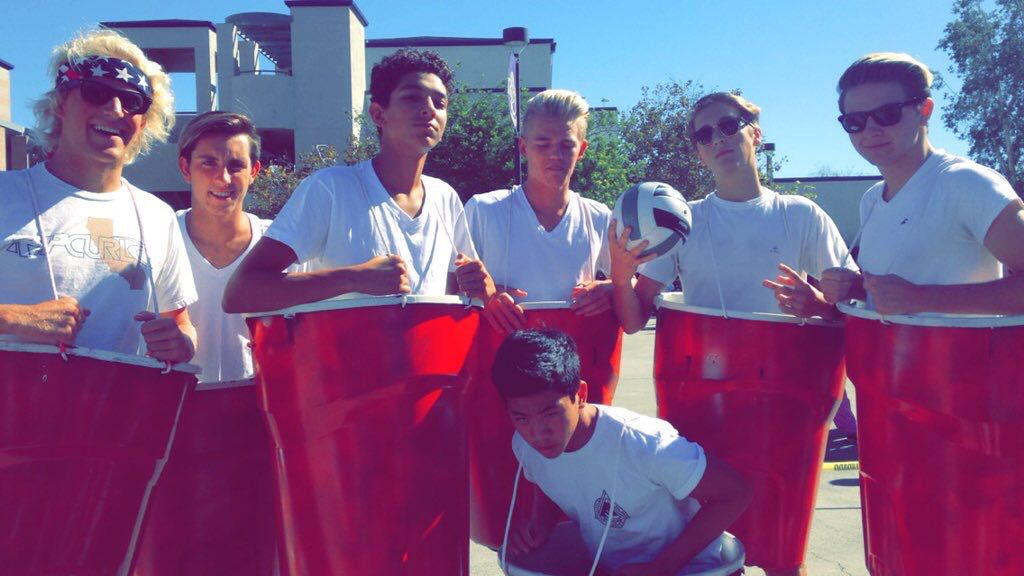 red solo cup halloween group costume