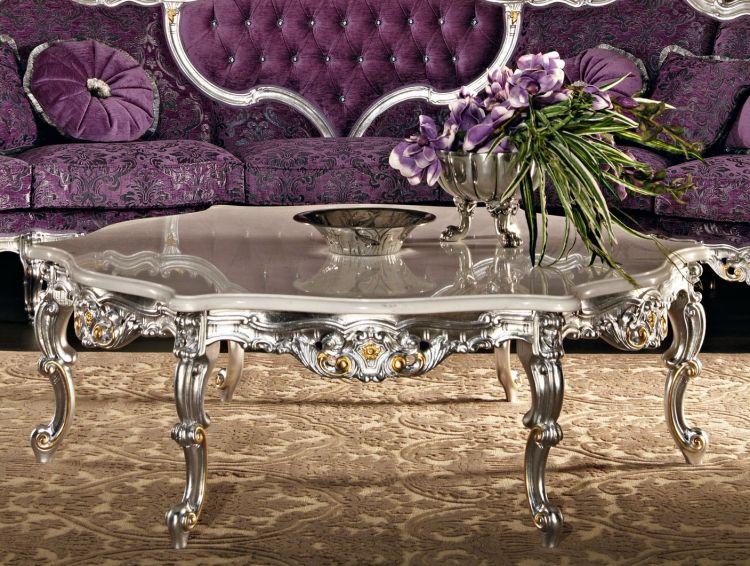 Tisch in ansprechender Barock-Optik Möbel Pinterest Barock - barock mobel prachtvoll