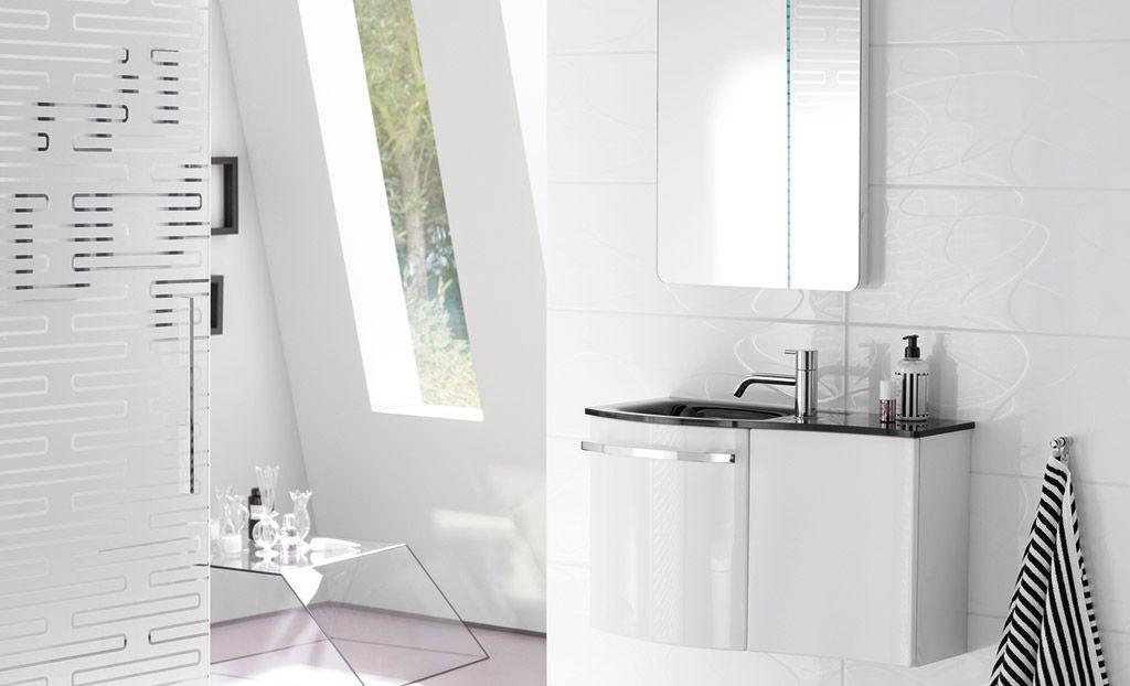 badkamermeubel burgbad sinea ideaal voor de kleine
