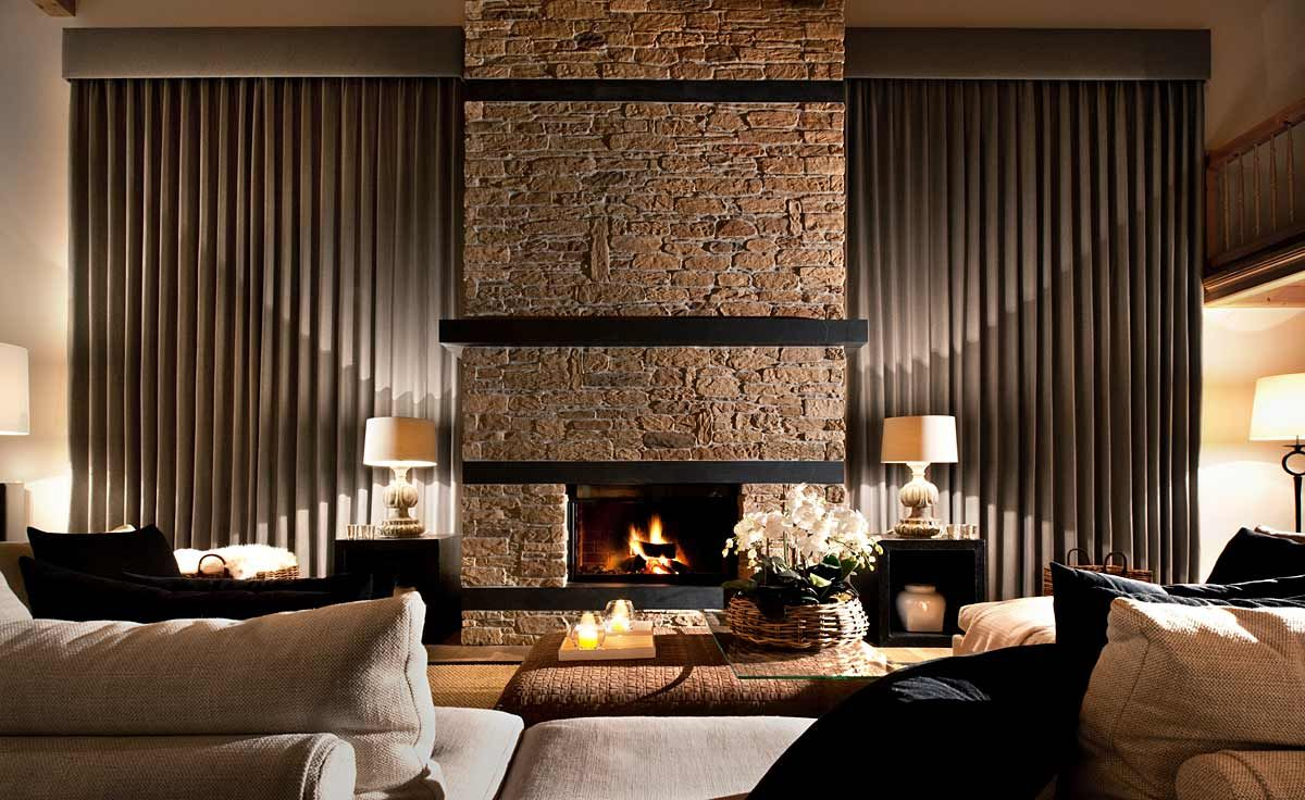 Nicky dobree interior designer interior design luxury for Luxury fireplace designs