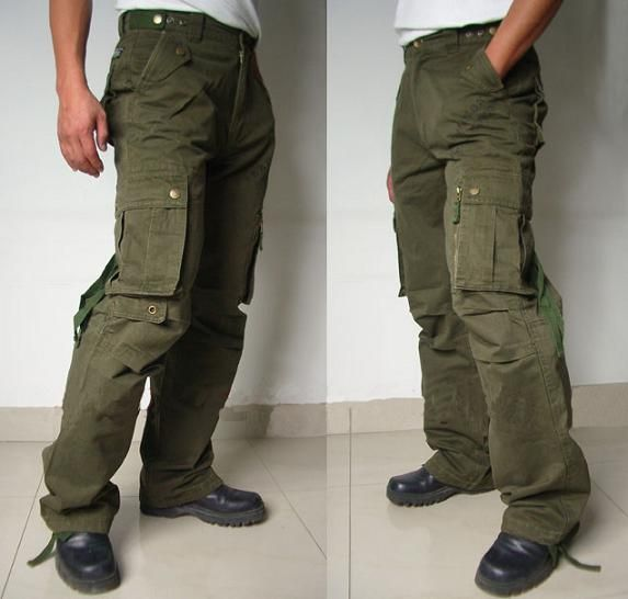 Pantalones cargo chinos  bcc76ff04b91
