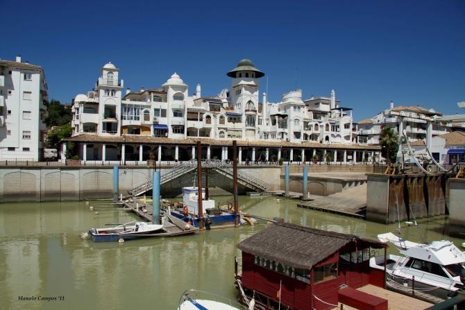 Puerto Deportivo de Gelves