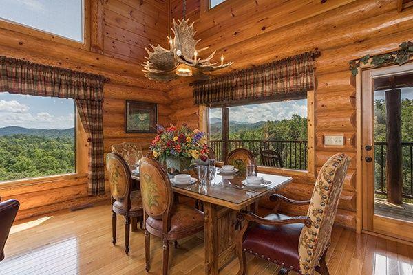 Best View Ever! - Luxury Plus 3 Bedroom Sevierville Cabin Rental ...