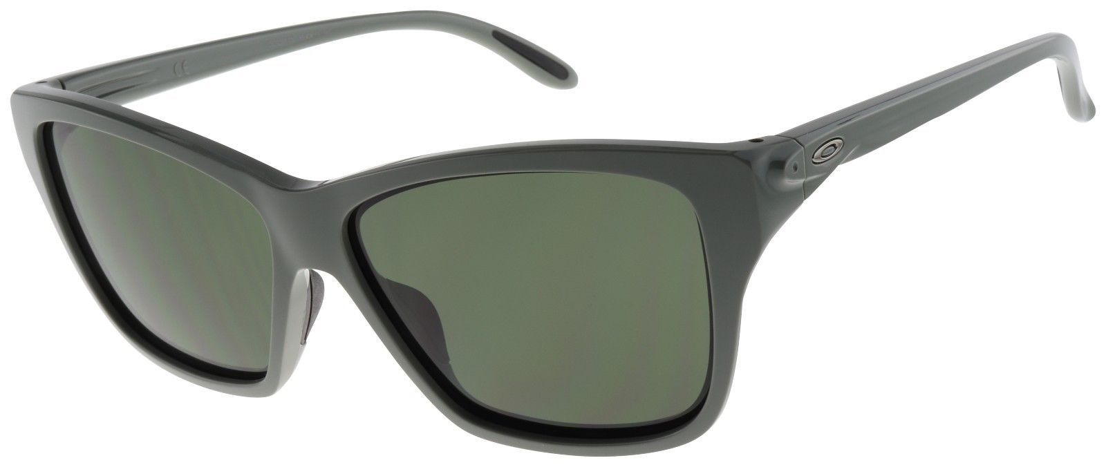 965be3ec61f1d Oakley Women s Hold On Sunglasses OO9298-05 Light Olive with Dark Grey Lens