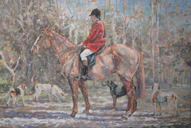 Memory of a huntsman called Guy