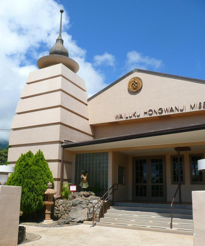 This Saturday, Oct. 20 Wailuku Hongwanji Mission Buddhist
