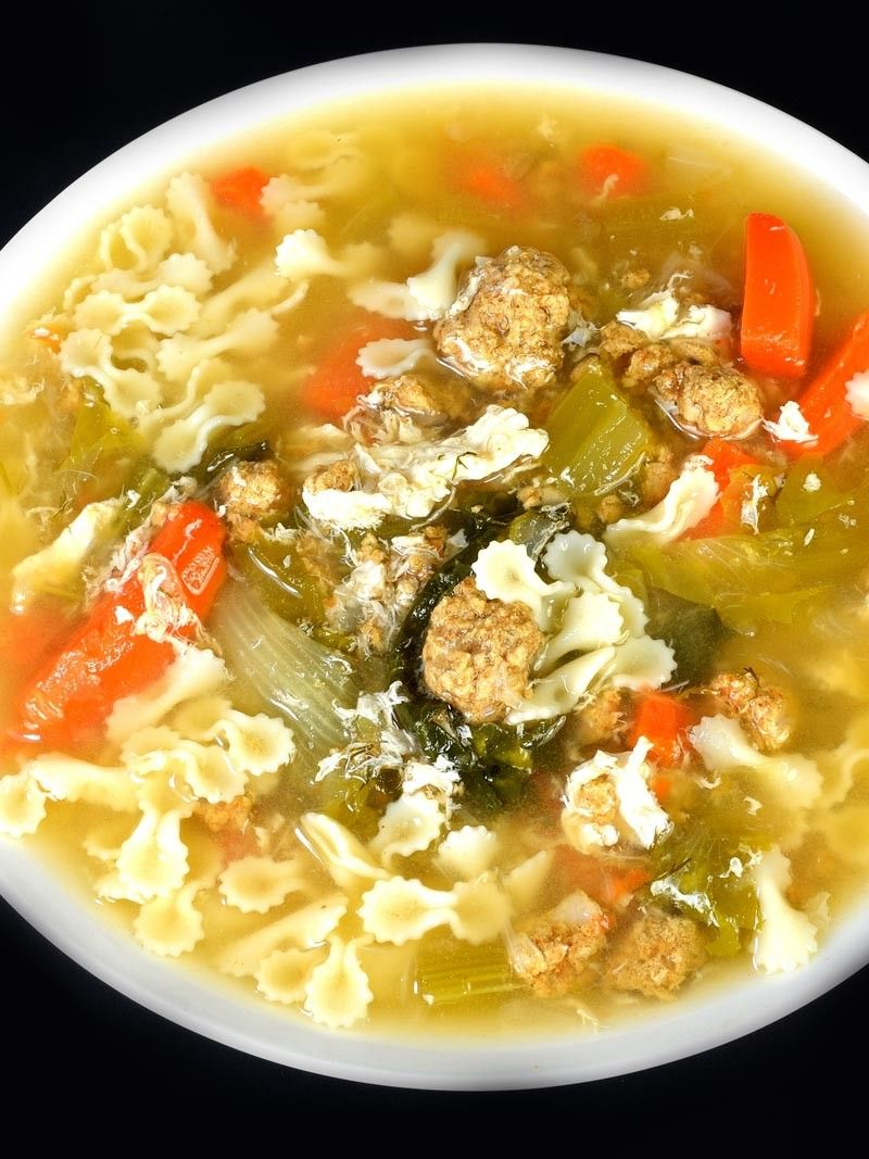 Italian Wedding Soup Wedding soup, Italian wedding soup