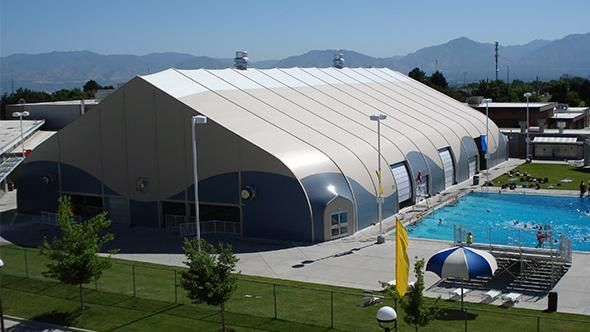 Kearns Oquirrh Park Fitness Center Swimming Pool Images Pool Enclosures Fitness Center
