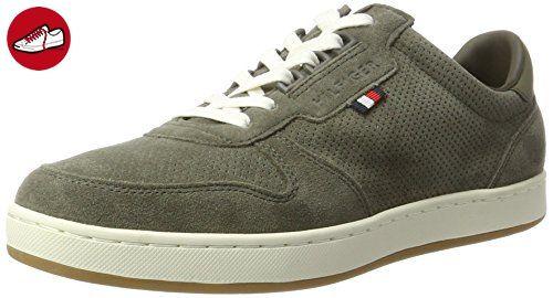 K1285eira HG 1d1, Sneaker Basses Femme, Bleu (Jeans 013), 41 EUTommy Hilfiger