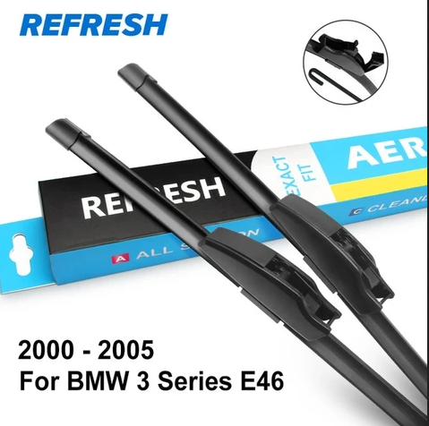Natural Rubber Wiper Blades For Bmw 3 Series Bmw 3 Series Bmw Wiper Blades