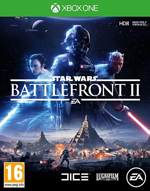 Amazon Com Star Wars Battlefront 2 Xbox One Video Games Star Wars Battlefront Battlefront New Star Wars