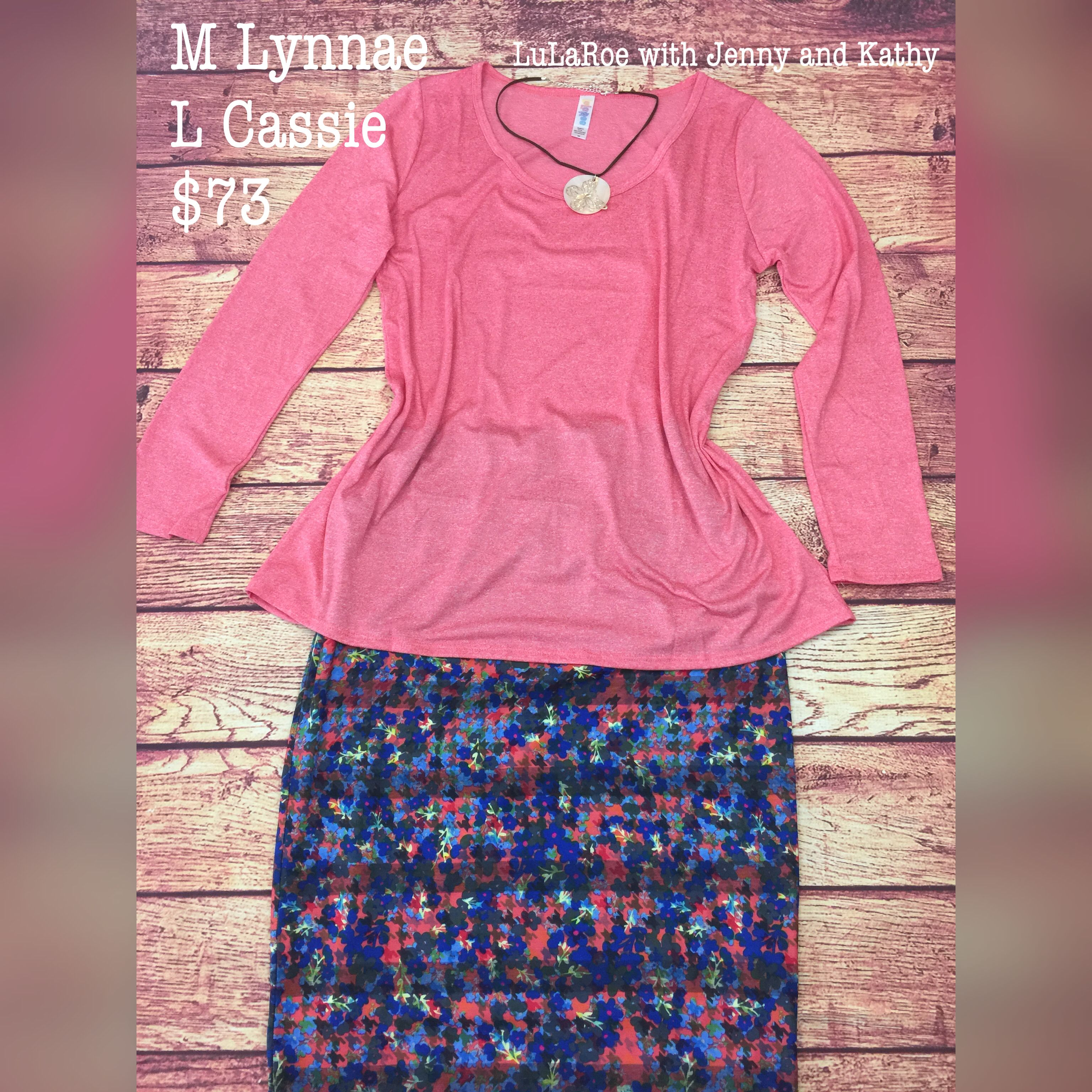 e96d8cd5d34 LuLaRoe Lynnae and Cassie are a great business casual work outfit ...