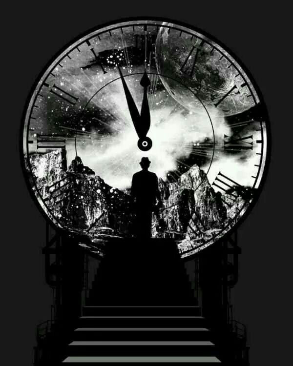 Zaman Panosundaki Pin