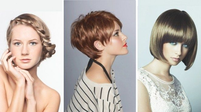 What Short Hairstyle Suits Me Gallery Short Hair What Short
