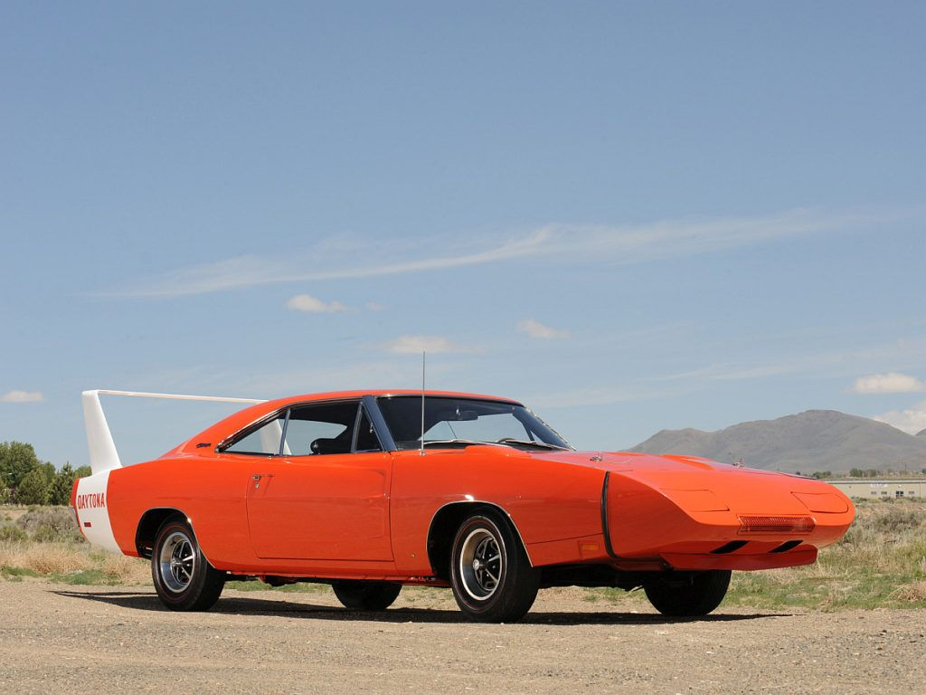 1969 Dodge Charger Daytona - incredible top speed of 185mph! For ...