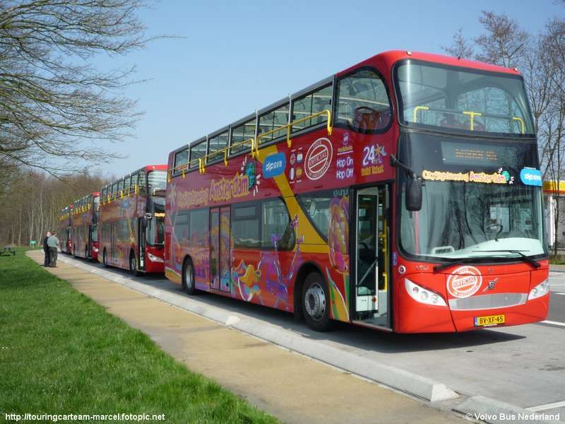 City Sightseeing Amsterdam Hop On Hop Off Bus Tours Anne