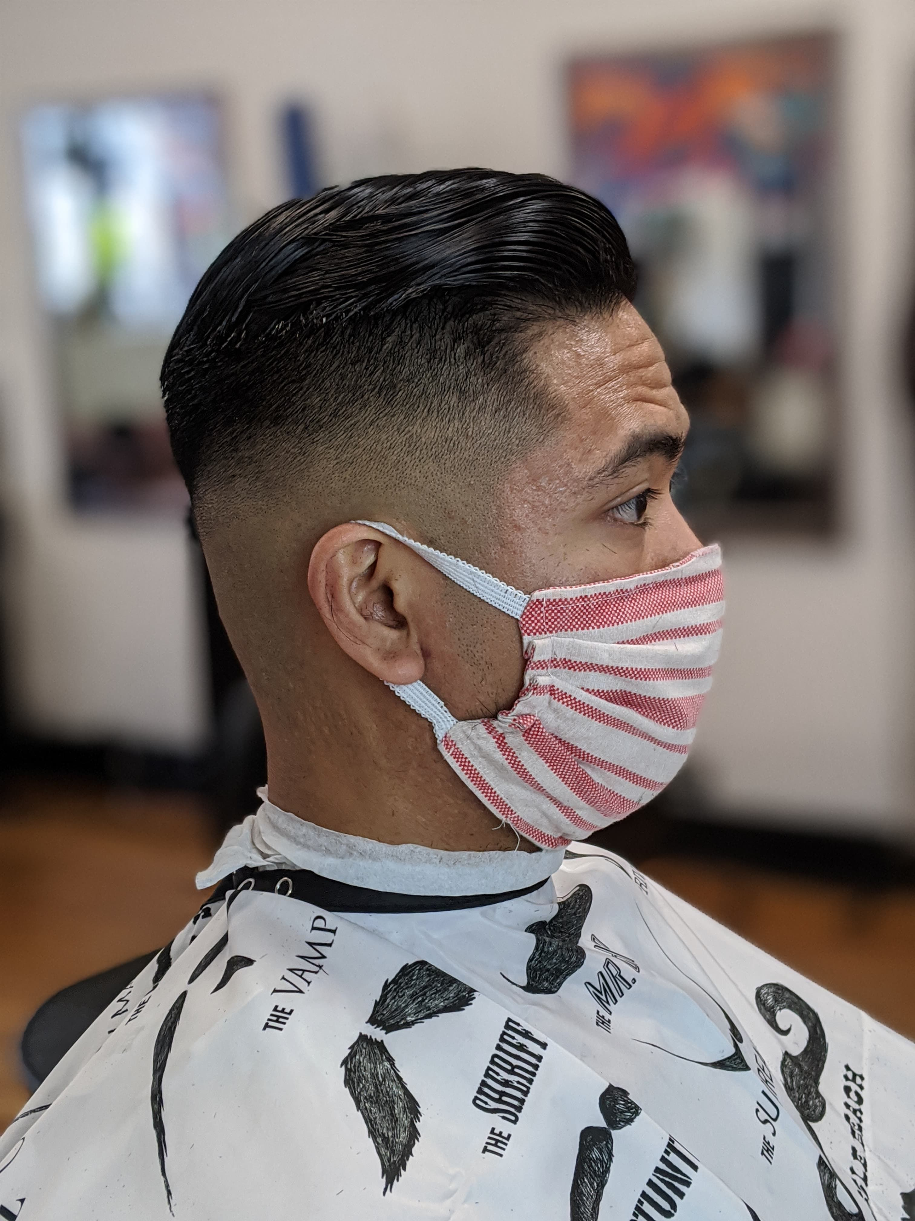 Men S Styled Look Fresh Professional Look Chicago Barber Services House Calls For Beard Hair In 2020 Hair And Beard Styles Cool Mens Haircuts Haircuts For Men