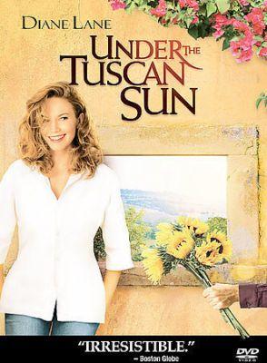 Classic Chic Flick Diane Lane Under The Tuscan Sun Diane Lane Movies