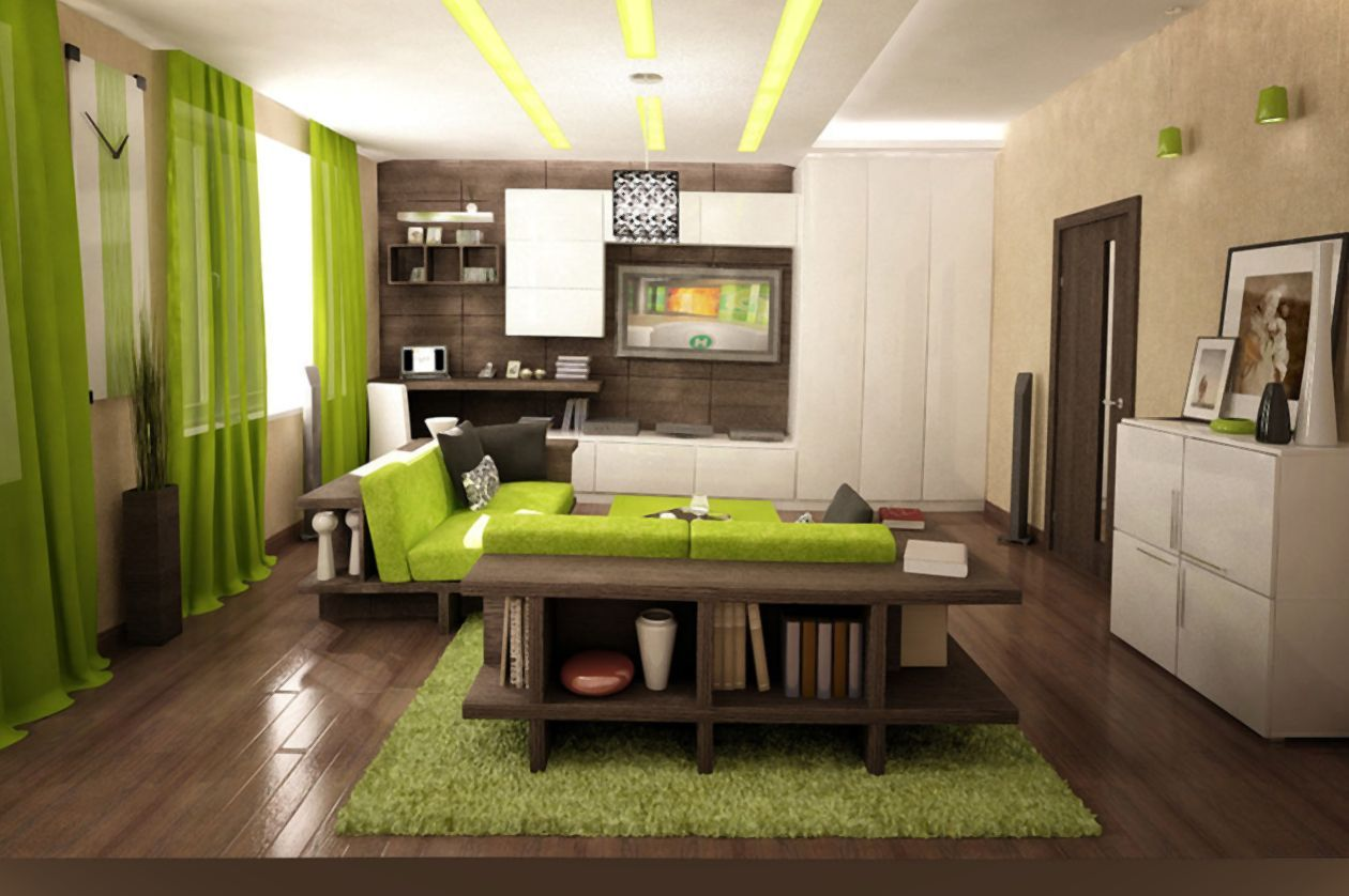 Zöldbe borult otthonok!, #átalakítás #fal #festés #harmónia ...