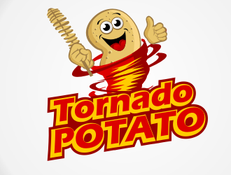 Image result for tornado potato