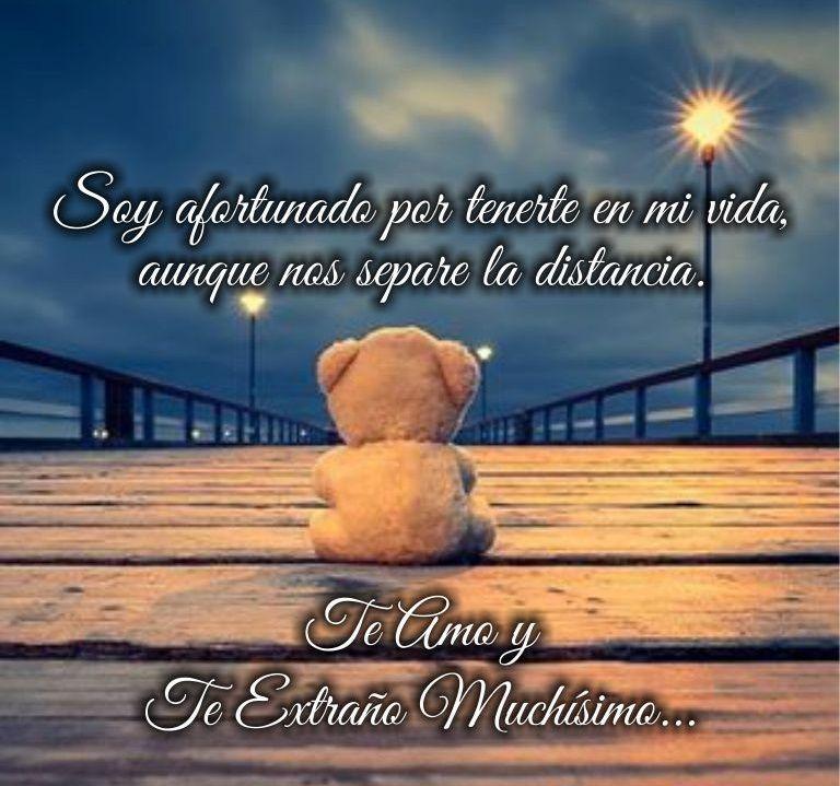 Frases De Amor A Distancia Amor Pinterest Amor Amor A