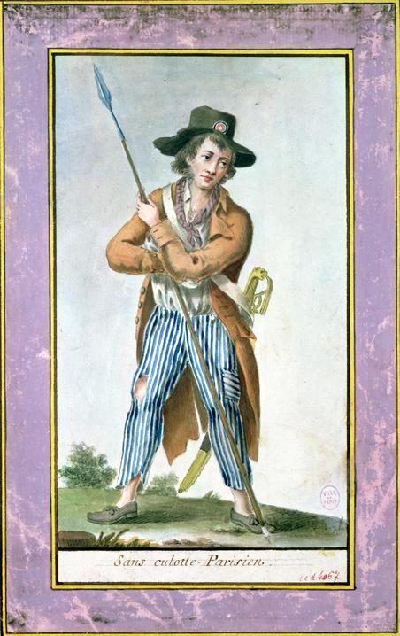 Parisian Sans-culotte