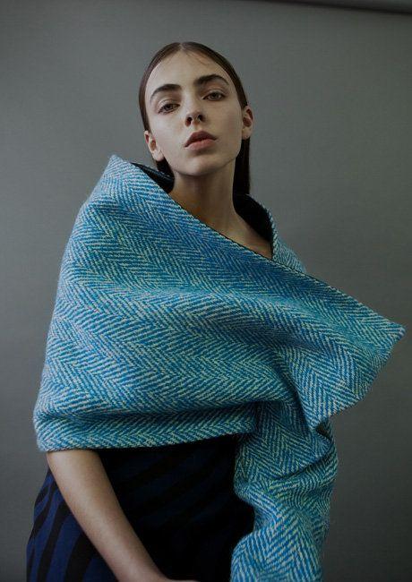 Oyster Fashion: 'Sylvie Bebe' Shot By Romain Duquesne | Fashion Magazine | News. Fashion. Beauty. Music. | oystermag.com