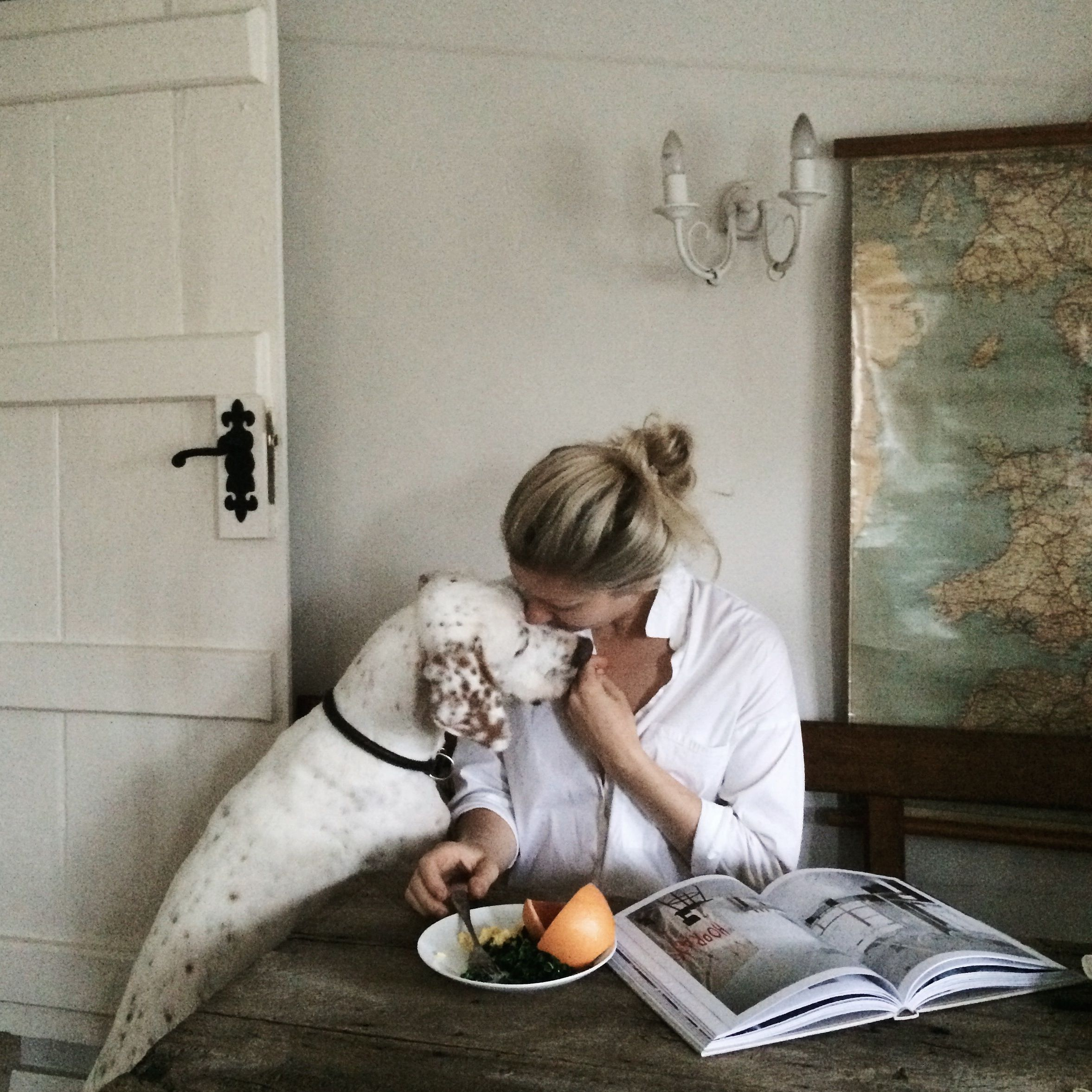 Sunday Suppers Cookbook A Gathering Tour Host Marte Marie Forsberg City Dorset Uk Breakfast In Bed I Love Dogs Dogs Dog Love