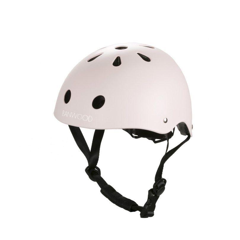 Banwood First Go Scoot Bike Helmet Pink In 2020 Bicycle Helmet